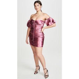 NWT Cinq a Sept Pink Sapphire Tati Dress